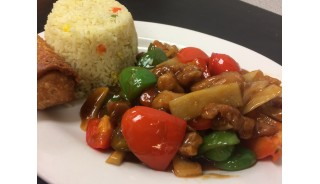 # 0.Weekly Lunch Special - Da Cheng Chicken (Spicy)