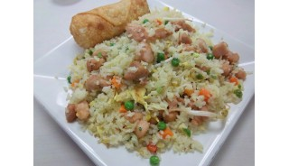 Fried Rice (Chicken, Pork, Beef, or Vegetable)