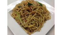 Lo Mein (Chicken, Pork, Beef or Vegetable)