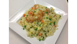 Mandarin Fried Rice