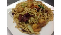 #17.Mandarin Lo Mein-Lunch