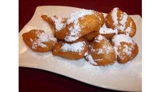 Mini Sugar Donuts (10 pieces)