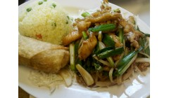 # 0.Weekly Lunch Special - Mongolian Chicken (Spicy)
