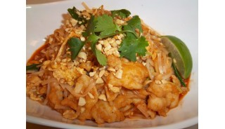 Pad Thai (Chicken, Pork, Beef, or Vegetable)