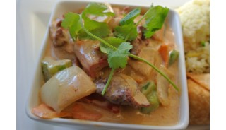 Panang Curry Combination Meats (spicy)