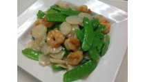 Pea Pods Shrimp