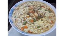 Seafood Spicy Sour Soup (for 2) (hot)