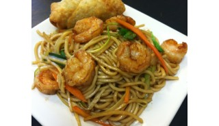 # 0.Weekly Lunch Special - Shrimp Lo Mein