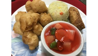 Weekly Dinner Special - Sweet & Sour Chicken