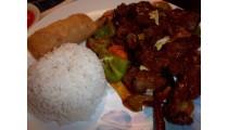 Sze-Chwan Beef (Sze-chwan style) (hot)