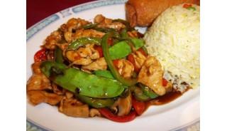 Thai Basil Chicken (Hot)