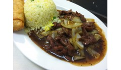 # 0.Weekly Lunch Special - Black Pepper Beef